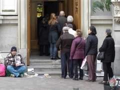 La tasa de riesgo de pobreza aumenta en Cataluña hasta el 19,2%