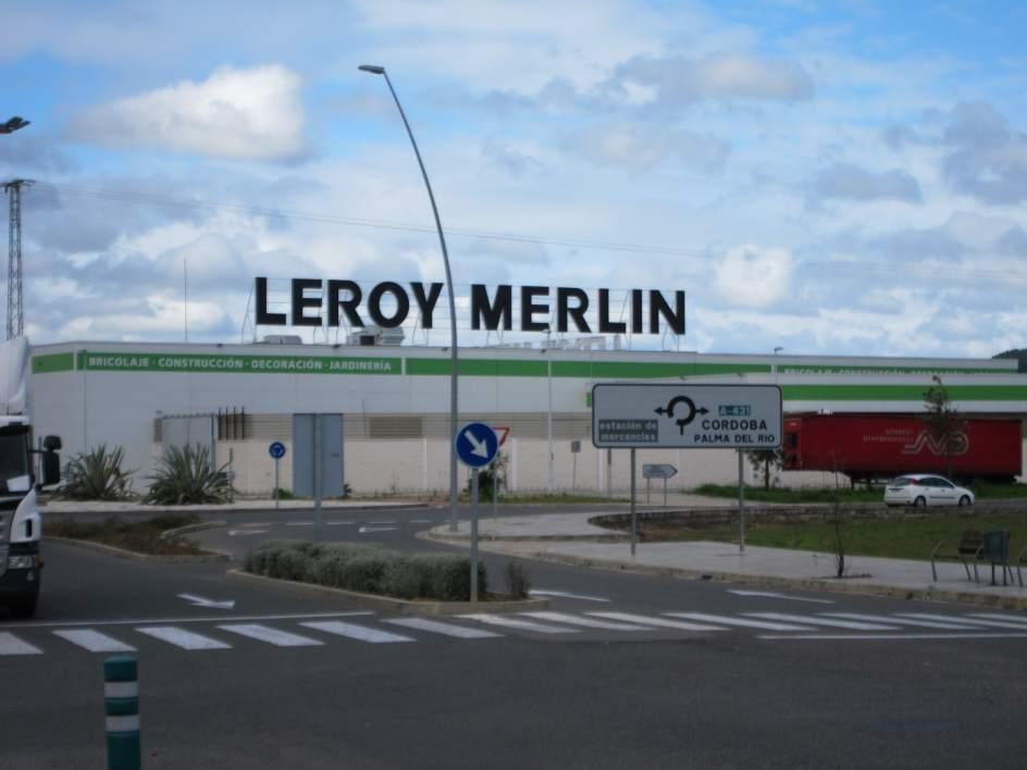 leroy merlin c rdoba genera m s de de euros para On leroy merlin cordoba