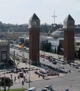Recinto Montjuïc De Fira De Barcelona.