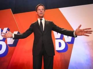 Elecciones en Holanda - Mark Rutte