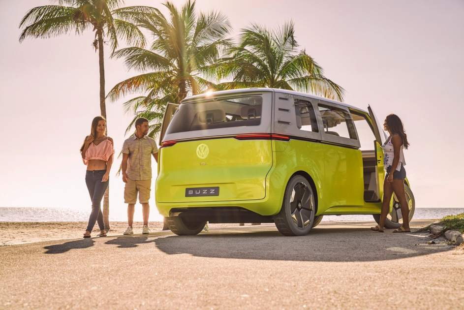 Furgoneta I.D. Buzz de Volkswagen