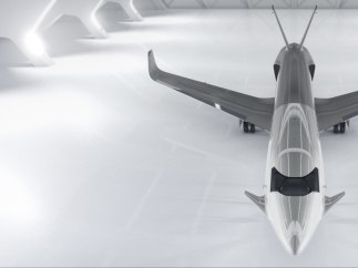 Peugeot quiere dominar los cielos con este jet