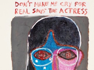 Benoît Delhomme - Don't Make Me Cry For Real Says the Actress, 2016