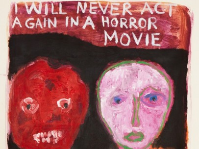 Benoît Delhomme - I Will Never Act Again In a Horror Movie, 2016