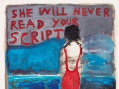 La pintura de Benoît Delhomme sobre la egolatría de Hollywood