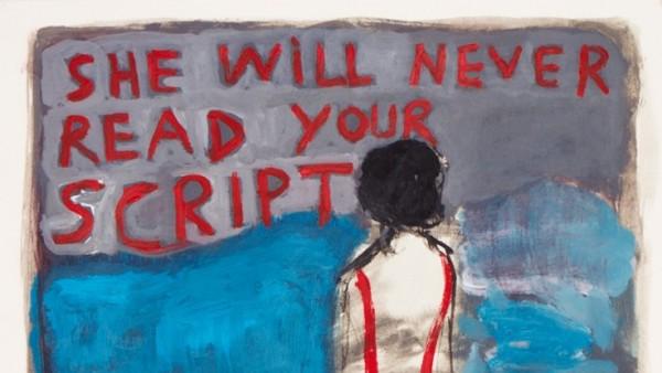 Benoît Delhomme - She Will Never Read Your Script, 2016