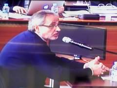 Empresario Juan Antonio Menchén, acusado en el juicio del caso Palau