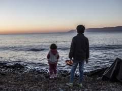 Un niño refugiado de 10 años muere en Lesbos