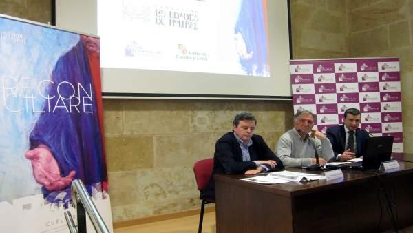 Salamanca. Presentación De Las Piezas