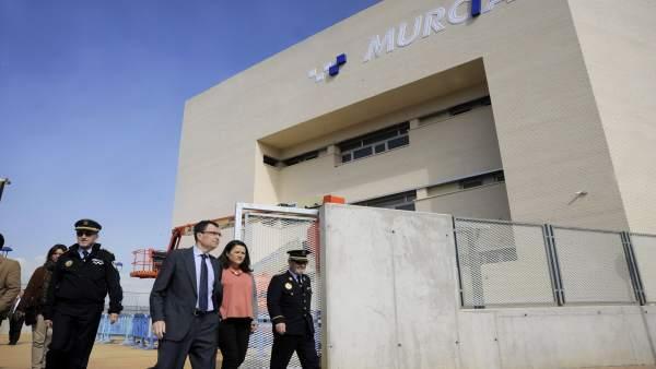 El nuevo cuartel de la Alberca acogerá la unidad especializada en violencia
