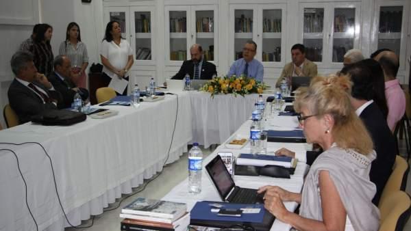 Reunión del Grupo de Universidades iberoamericanas 'La Rábida'.