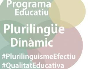 Educació plurilingüe.