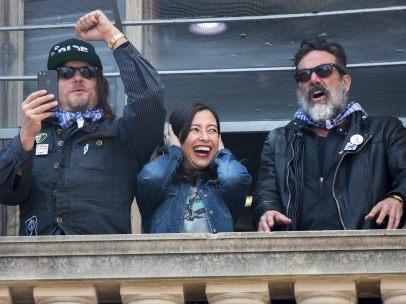 'The Walking Dead' se apunta a la 'mascletà'