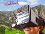 Nuevas gafas de realidad virtual de la DPT