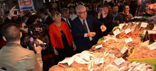Inauguración del Mercado Central de Tarragona