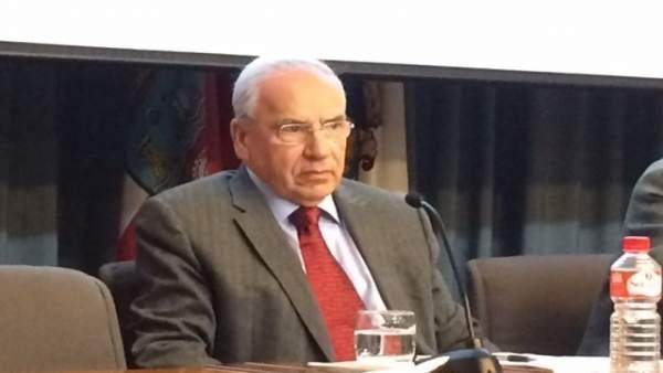 Alfonso Guerra en Santander