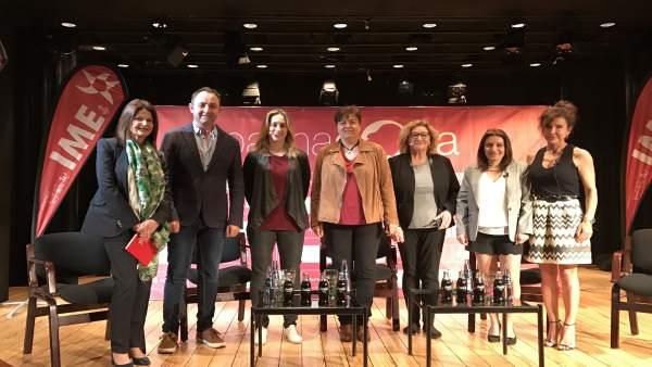 Mesa redonda de Palmadona sobre federaciones deportivas