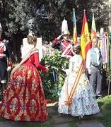 Imagen de archivo de homenaje a Maximiliado Thous