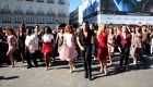 'Dirty Dancing' regresa a Madrid con una 'flashmob'
