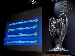 Cuartos de Champions