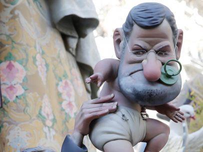 Rajoy, el bebé de Rivera