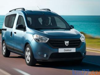 Comercial medio: Dacia Dokker Base 1.6 100