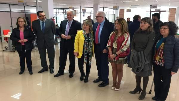 El sae invierte euros en la nueva oficina de cuatro caminos de jerez - Oficina de empleo andalucia ...
