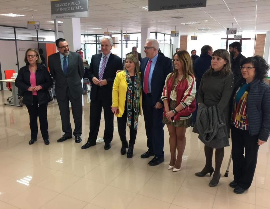El sae invierte euros en la nueva oficina de cuatro for Oficina del sae