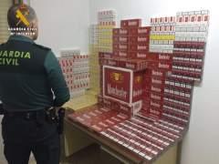 42 detenidos en una macrooperación contra el contrabando de tabaco en Europa