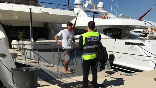 Policía Nacional Baleares
