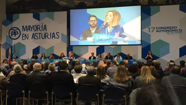 Congreso del PP.
