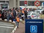 Evacuaciones en el aeropuerto de Orly