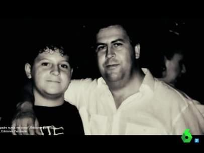Salvados, hijo de Pablo Escobar