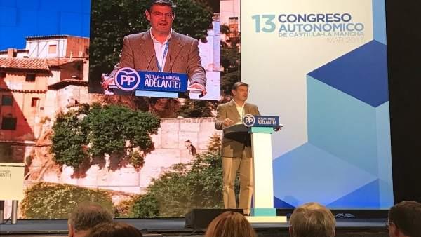 Catalá en el congreso del PP