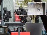 Atacante de París-Orly