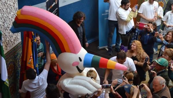 Acto conmemorativo XX aniversario EXPO'92