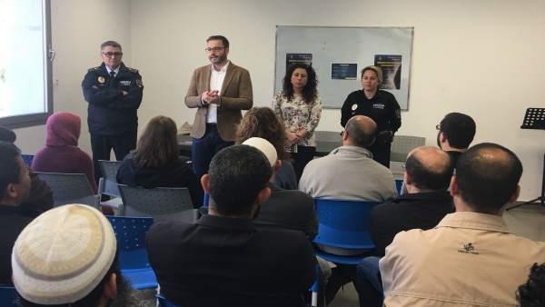 José Hila presenta el servicio de denuncias por delitos de odio en Son Gotleu