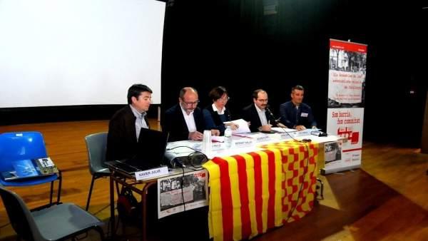Asamblea de la Confavc en Tarragona