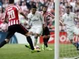 Gol de Casemiro en Bilbao