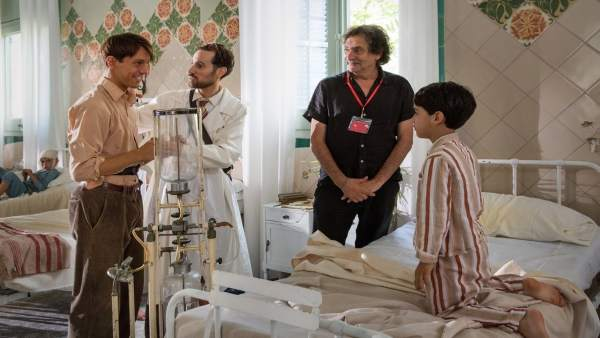 Fotograma película Incerta glòria de Agustí Villaronga