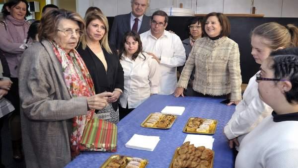 La alcaldesa de Jerez de la Frontera lamenta la muerte de Juana Zarzuela