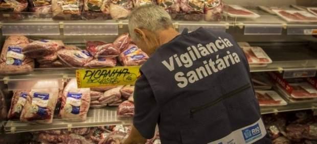Carne en Brasil