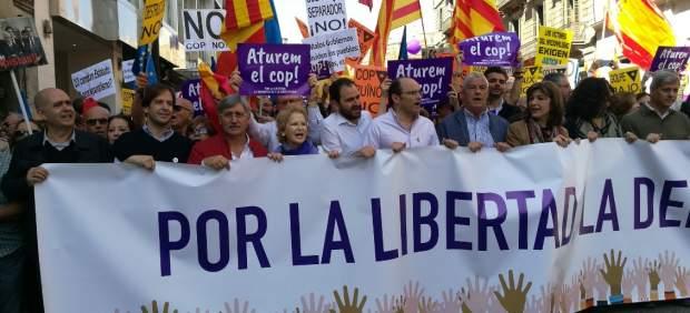 Marcha de Societat Civil Catalana