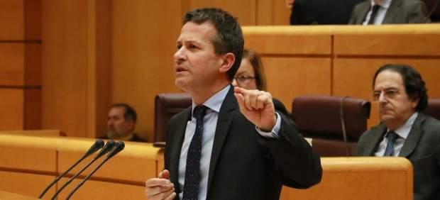 El senador del PNV Jokin Bildarratz