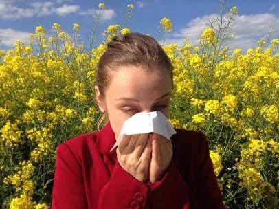 La alergia se ha disparado durante los últimos años