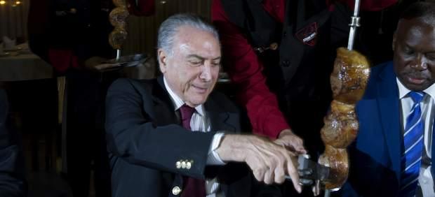 Mafia de la carne brasileña