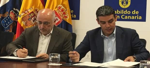 Antonio Morales y Narvay Quintero
