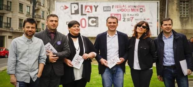Presentación del Festival Play Doc