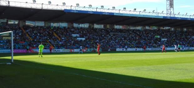 Estadio Helmántico de Salamanca.