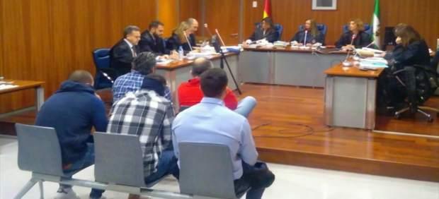 Juicio robo droga del puerto de Málaga